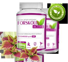 forskolina standardizzato a 10